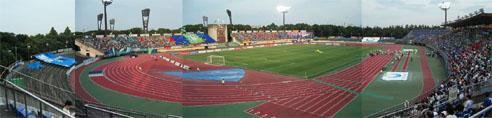 06年07月16日、平塚競技場