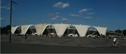 駒沢競技場外観
