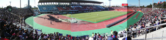 正式には名古屋市瑞穂公園陸上競技場というらしい
