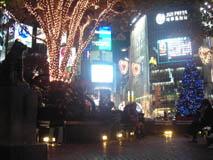 06年11月末渋谷