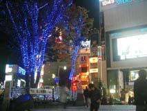 06年11月末新宿